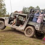 Divoký Hummer 2 v 1 jako zážitek