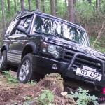 Land Rover offroad jako zážitek