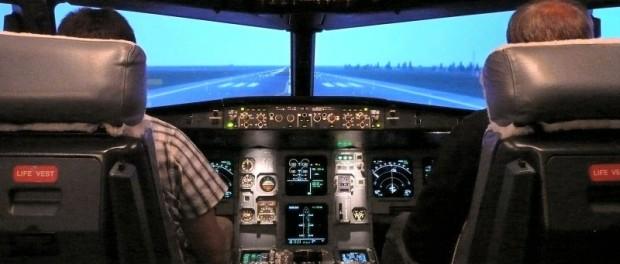 Pilotem dopravního letadla Airbus 320