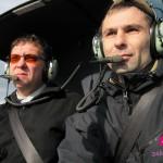 Pilotem vrtulníku na zkoušku I. jako zážitek