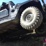 Projížďka v terénním voze Hummer H1 jako zážitek