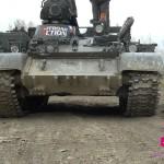 Řidičem tanku jako zážitek