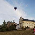 Romantický let v balónu pro dva jako zážitek