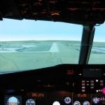 Simulátor dopravního letadla jako zážitek