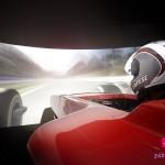 Simulátor Formule 1 jako zážitek