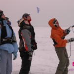 Snowkiting jako zážitek
