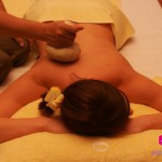 Bali masáž s horkou lázní jako zážitek