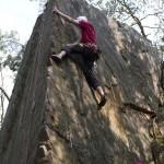 Dvoudenní kurz lezení na skalách jako zážitek