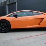 Jízda v Lamborghini jako zážitek