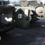 Jízda v obrněném transportéru jako zážitek