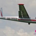 Let legendárním větroněm Blaník L-13 jako zážitek