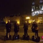 Magická noční Praha na SEGWAY jako zážitek
