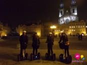 Magická noční Praha na SEGWAY