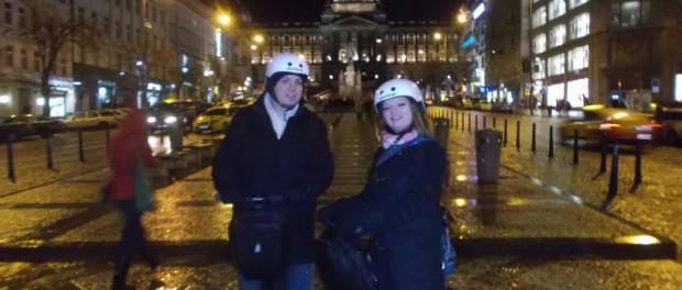 Magická noční Praha na SEGWAY pro dva