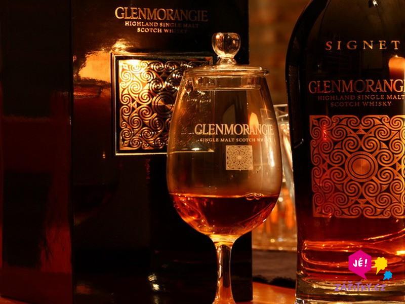 Ochutnávka whisky pro dva jako zážitek