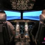 Pilotem dopravního letadla Airbus 320 jako zážitek