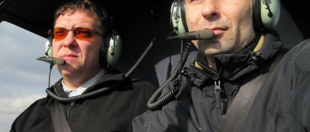 Pilotem vrtulníku na zkoušku I.