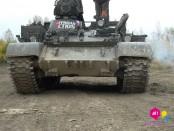 Řidičem tanku